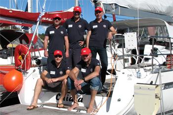 Powerplant Sailing Team UNIQA Offshore Challenge 2012