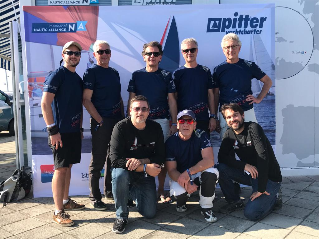 Powerplant Sailing Team Crew 2019