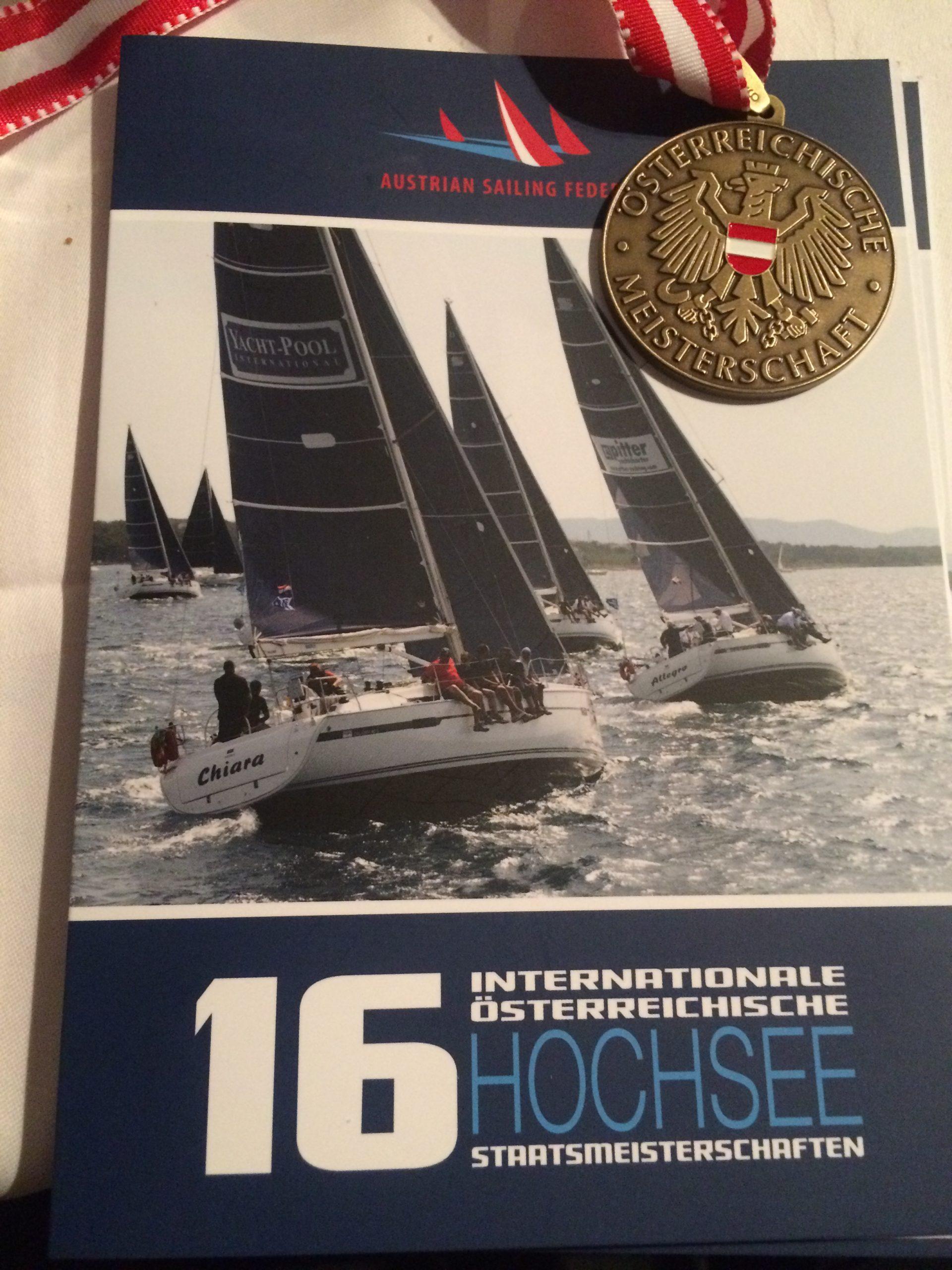Österreichische Hochseemeisterschaft 2016